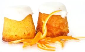 dolcetti al sapore di arancia