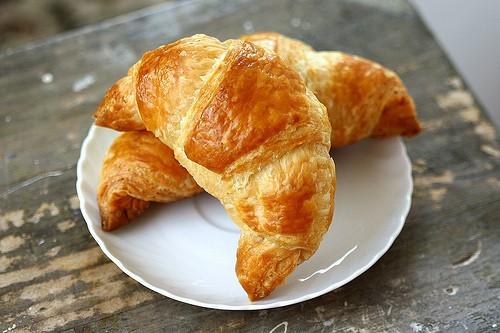 ricetta croissant detti anche cornetti o brioche