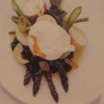 Asparagi e patate con burro al limone
