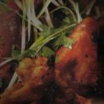 Ali di pollo alla tailandese